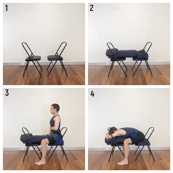 Yoga Poses For Lower Back Pain – Pavana Muktasana