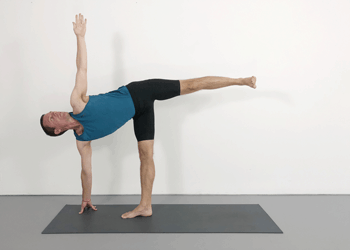 standing poses in 50 minutes  weekly intermediate class