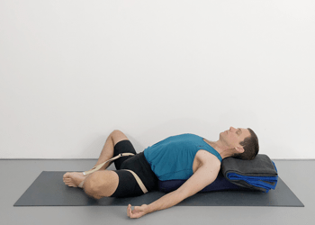 restorative poses in 45 minutes  weekly intermediate