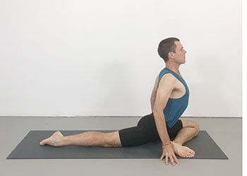 vinyasa iyengar sequence  weekly intermediate class 119